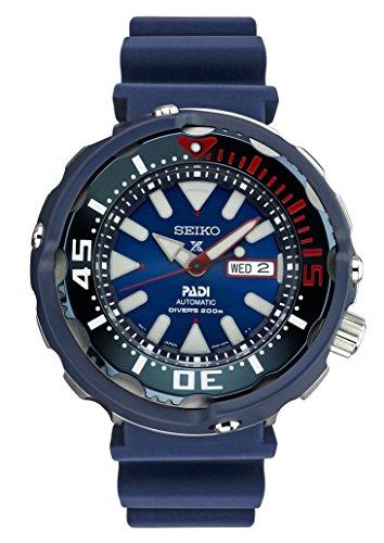 Seiko Men's Prospex Padi Special Edition Automatic Diver Watch SRPA83 ()
