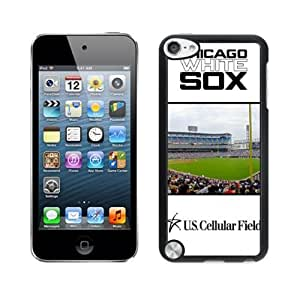 SevenArc MLB Chicago White Sox Ipod Touch 5th Case Cover For MLB Fans