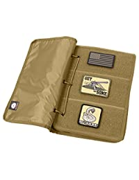 Rothco Hook & Loop Patch Book, Coyote
