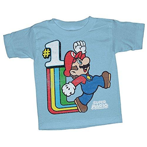 Nintendo Boys School Graphic T shirt