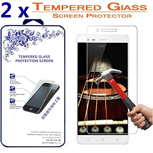 Tempered Glass For Lenovo K5 Note (Clear) - 6