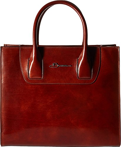 - Bosca Old Leather Woman's Tote (Amber)