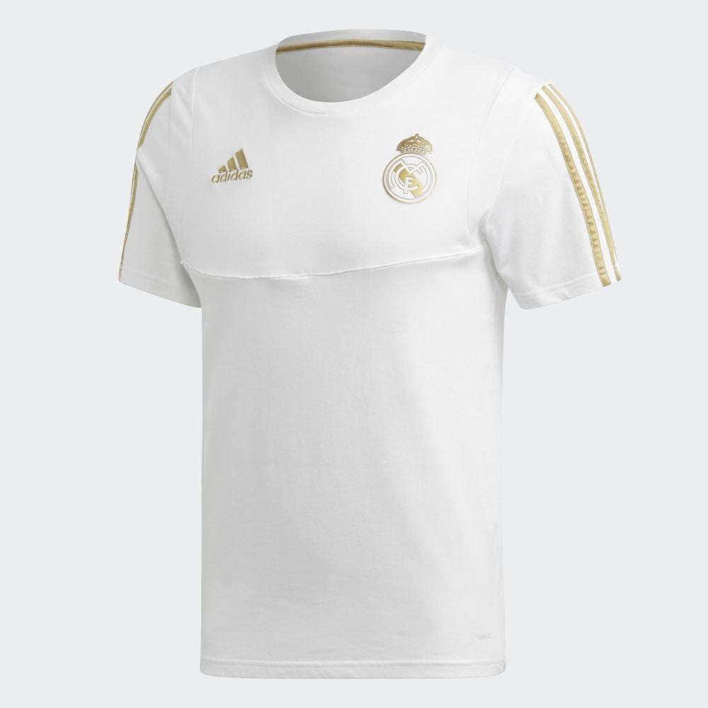 adidas Real tee Camiseta, Hombre