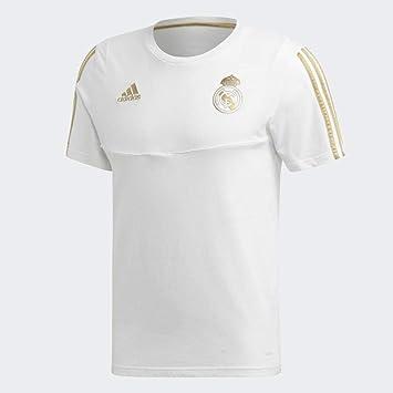 free shipping 22dd7 55bda Amazon.com : adidas 2019-2020 Real Madrid Training Tee ...