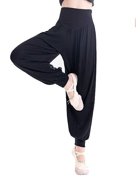 Amazon.com: Daydance - Pantalones de yoga para niñas y niñas ...