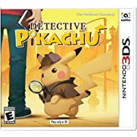 Amazon.com deals on Detective Pikachu Nintendo 3DS