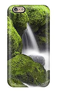 Defender Case For Iphone 6, Earth Waterfall Pattern