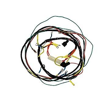 amazon plete tractor 1100 9720 wiring harness black garden Wire Harness Drawing Examples plete tractor 1100 9720 wiring harness black