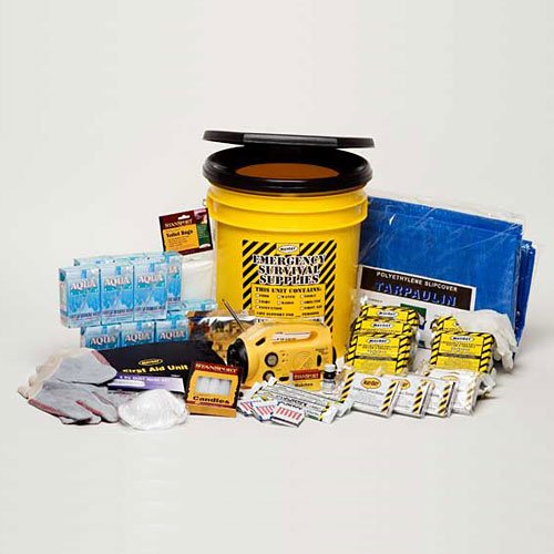 5-Person Deluxe Office Emergency Kit by Mayday Industries