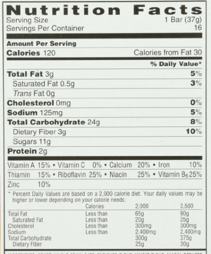 Large Product Image of Kellogg's Nutri-Grain Cereal Breakfast Bars, Strawberry, 16 Count Box