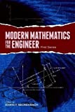 img - for Modern Mathematics for the Engineer: First Series (Dover Books on Engineering) book / textbook / text book