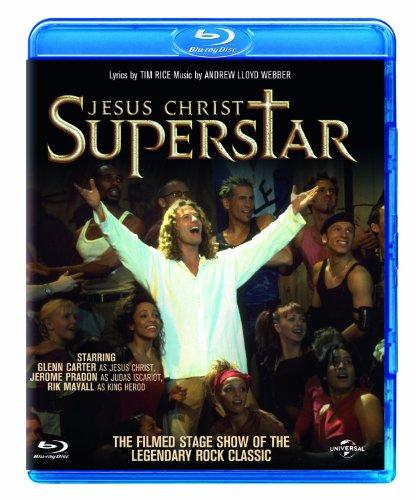 Jesus Christ Superstar - 2000 Stage Show [Blu-ray] [Region Free]