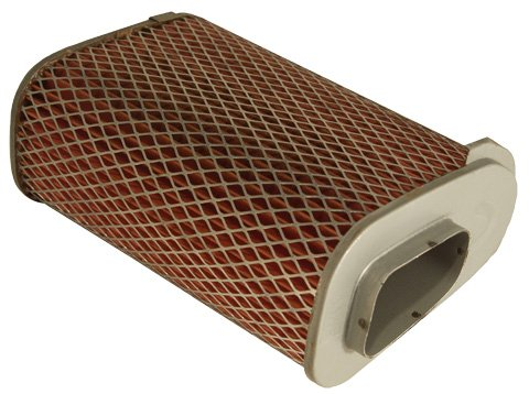 1987-1999 HONDA CBR1000F HURRICANE AIR FILTER HONDA 17211-MM5-000, Manufacturer: EMGO, Manufacturer Part Number: 12-90310-AD, Stock Photo - Actual parts may vary.