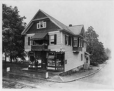 Photo: Walter H. Belding,drug store,Highland Mills,New York,NY,Orange County
