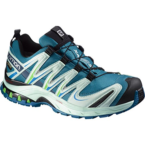 Fog Igloo Trail Green Tonic Green L37919700 da Blue Blue Tonic Blu Blue Fog Donna Igloo Running Blue Salomon Scarpe wORxqZ