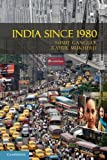 India Since 1980, Ganguly, Å umit and Mukherji, Rahul, 0521860938