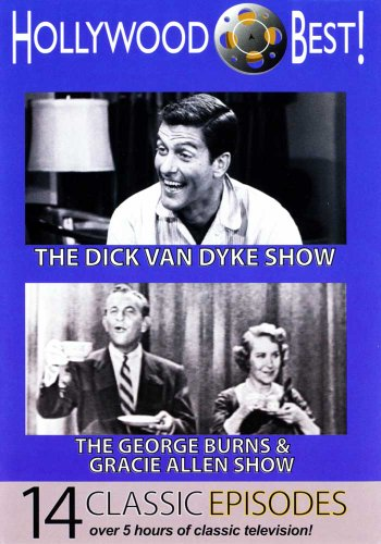 Hollywood Best! The Dick Van Dyke Show & The George Burns and Gracie Allen Show - 14 Classic Episodes!