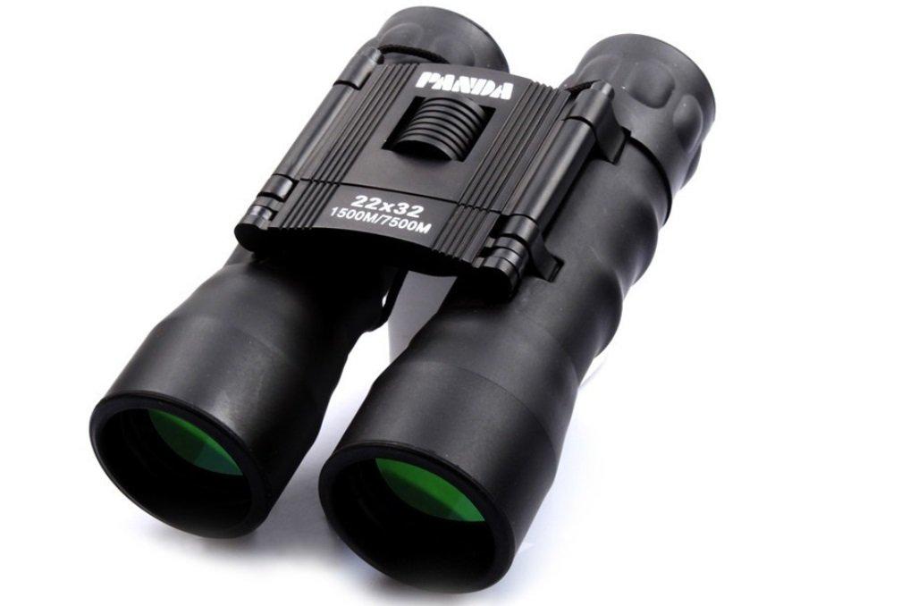 FYUE 22X32 Zoom Outdoor High Magnification Telescope-Black