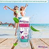 Bikini Zone Anti-Bumps Shave Gel 5 Fl Oz