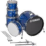 Yamaha Rydeen Standard Drum Kit with Hardware, Fine Blue