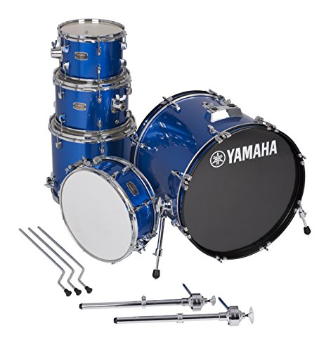 Yamaha Rydeen 5pc Shell Pack with 20″ Bass Drum, Fine Blue