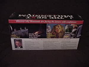 The Next Millennium Seminar with Dwight K. Nelson - 14 VHS Tapes