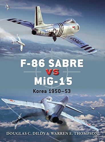 F-86 Sabre vs MiG-15: Korea 1950–53 (Duel) ebook