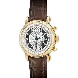 "Franck Muller 18K Rose Gold ""7000 CC 3645"" Auto Chronograph Techymeter Telemeter"
