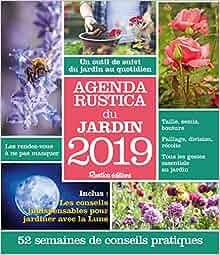 Agenda rustica du jardin: Robert Elger: 9782815311724 ...