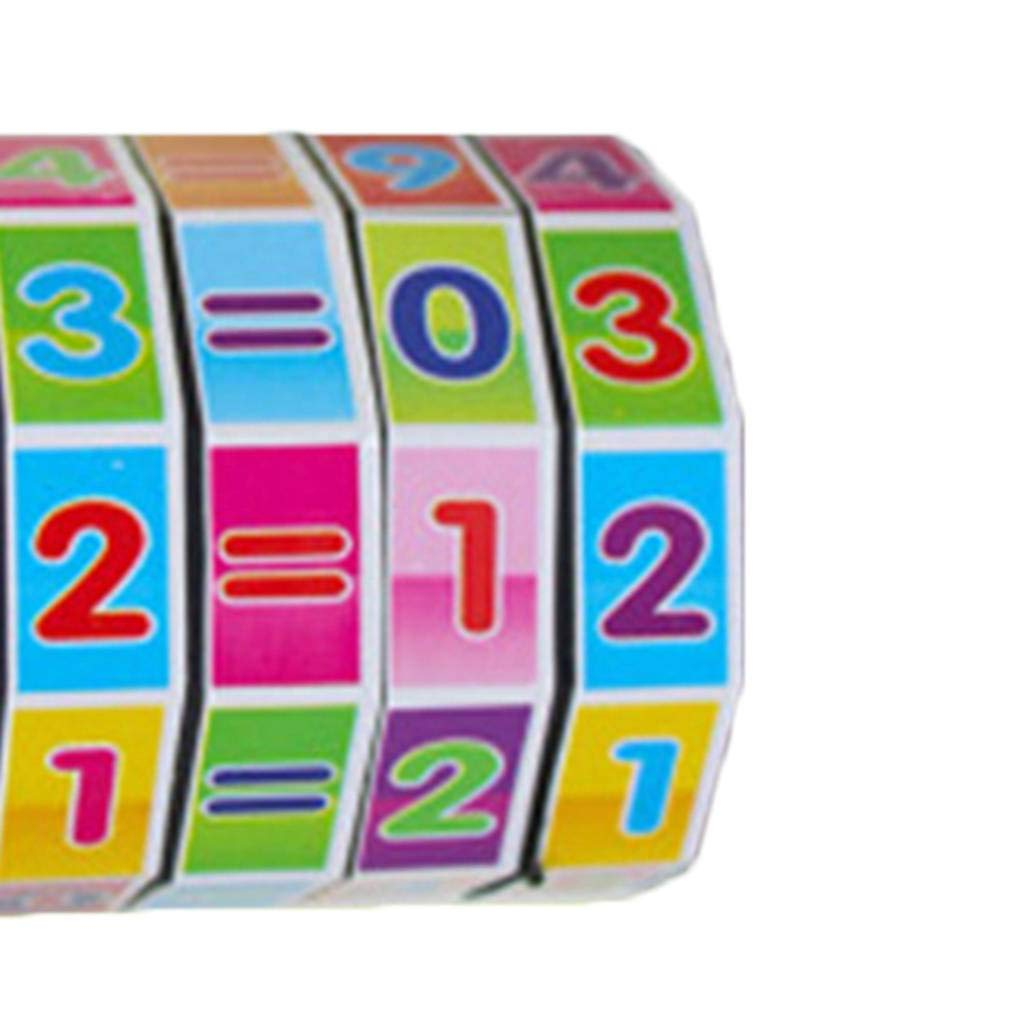 ffb19eed1f9 ... MuLuo Children Puzzle Early Maths Education Toy Digital Number Rubik  Cube Mathematics Learning Props ...