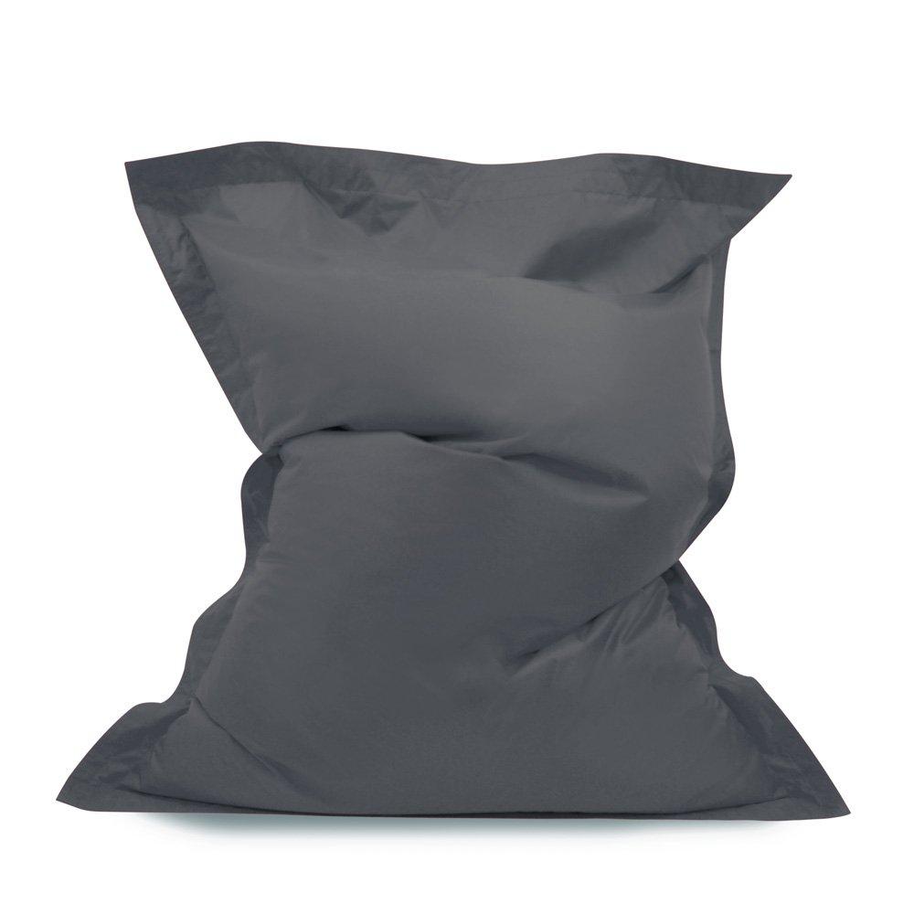 Comfort Co Giant Bean Bag Slouch Sack - 100% Waterproof Bean Bags Indoor/Outdoor (Slate Grey) Comfort Co®