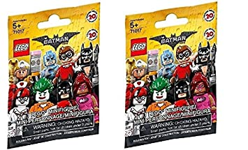 Mime Lego Minifigur The Batman Movie 2017 Nr 20