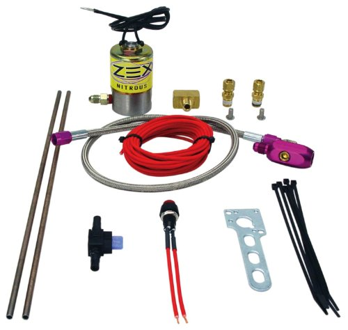COMP Cams 82175 Nitrous Purge Kit (Zex Dual Outlet) by Zex