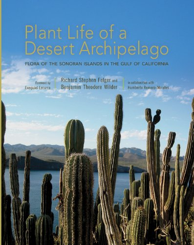 Plant Life of a Desert Archipelago: Flora of the Sonoran Islands in the Gulf of California (Southwest Center - West Wild Math