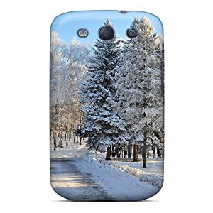 WonderwallOasis Defender PC Hard For Case Ipod Touch 5 Cover- Beautiful Winter Forest