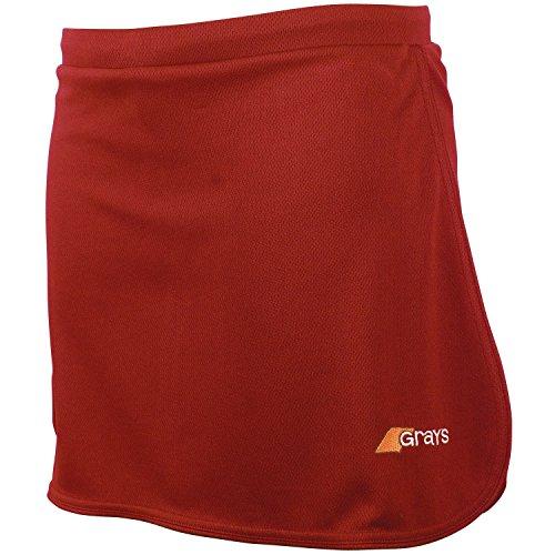 Gonna Hockey Donna Sportiva Rosso Pantaloncino Grays dZqWnxHSd