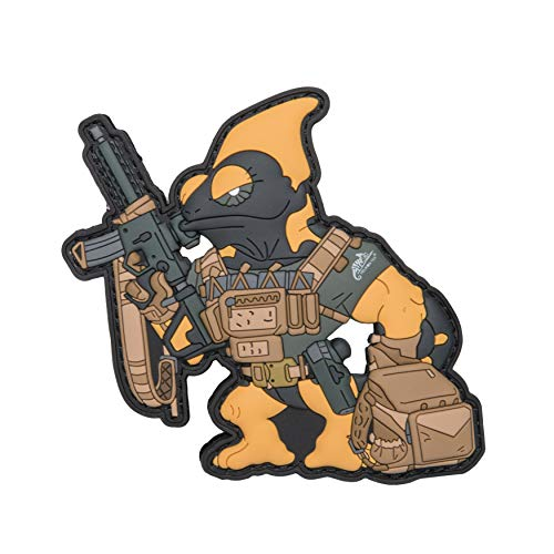 Tactical Chameleon Firearm Instructor Patch by HIWEZ