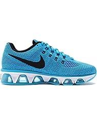 Nike Womens Air Max Tailwind 8 Blue Lagoon//BlackVivid Purple Running Shoes,9.5