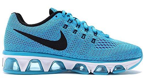 Nike Dame Air Max Medvind 8 Blå Lagune // Sortvivid Lilla Løbesko, 9,5