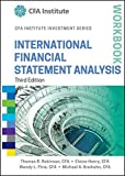img - for International Financial Statement Analysis Workbook (CFA Institute Investment Series) 3rd edition by Robinson, Thomas R., Henry, Elaine, Pirie, Wendy L., Broihah (2015) Paperback book / textbook / text book