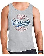 London Banter California West Coast Men's Vest