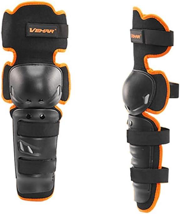 Blanchel 1 Paar Winddicht Verstellbarer w/ärmer Kniesch/ützer G/ürtelschutz Fitness Motorrad Reiten Sportbekleidung Zubeh/ör
