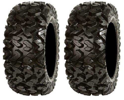 Pair Sedona 25x10 12 6ply Tires