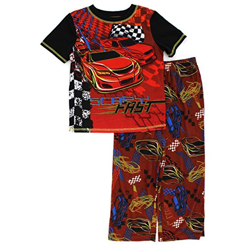 Scary Fast Boys Pajamas Little product image