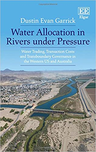 Water Allocation In Rivers Under Pressure Water Trading - Us government map nll