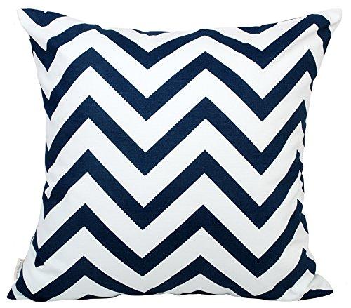 TangDepot Decorative Handmade Zebra-Stripe / Wavy Line 100%