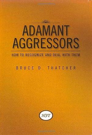 Adamant Aggressors