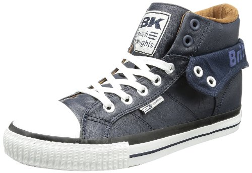 British Knights ROCO B32-3730 Damen Sneaker Blau (navy/cognac/blue 2)