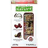 Taste of Nature Snack - Variety Pack - 18 Bars