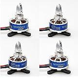 4pcs Dynam Tomcat M35083 TC-M-4308-3-KV700 brushless outrunner motor combo For RC Quadcopter Multicopter